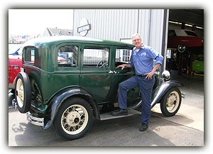 Stevenson Auto for antique car repair, classic car repair, muscle car repair Kankakee, Illinois 60901