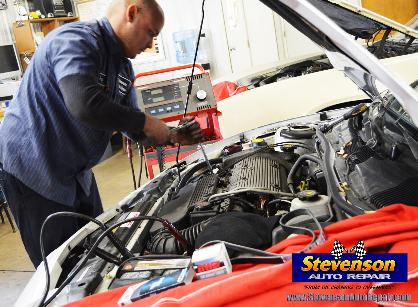 charging system diagnosis and repair auto repair shop in Kankakee IL Bradley and Bourbonnais