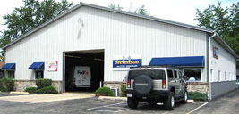 Our Automotive Shop